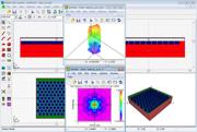 マルチスレッドに対応した光デバイス設計・シミュレーション・ソフトウエア