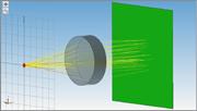 LED製品開発向け機能導入の「照明Simulator CAD」