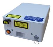 世界初,100kHzスキャンレートのSS-OCT用高速波長走査型レーザー