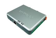 温度・圧力などセンサーをネットワーク経由でリモート監視するアナログデバイスサーバー