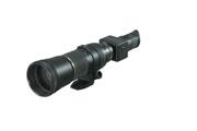 カメラ単体で25km先の闇夜を捉える超近赤外線ナイトスコープ