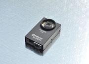 高さ15mmのレンズ・照明・カメラ一体型ビジョンユニット