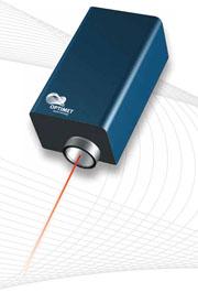 複雑な形状を3D測定する非接触形状測定スキャニングセンサー