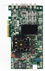2チャネル同時の14bit/400MHz高速サンプリングを実現するPCI Express対応A/D変換ボード