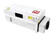 世界最小の設置面積を実現 励起レーザー内蔵の超小型フェムト秒Ti:Sレーザー