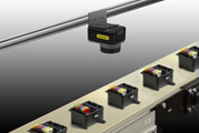 オートフォーカスと組み込み照明・レンズを搭載した画像処理システムのカラーモデル