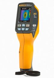 放射温度計とサーモグラフィーを統合した低価格ビジュアル放射温度計