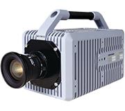 1024×1000ピクセルで13500コマ/秒の高速撮影を実現する高速度カメラ