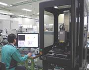 ロックイン赤外線発熱解析で故障個所を特定