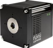 EMゲインが最大5000倍の微弱光検出用EM-CCDカメラ