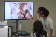 マルチスライスCT画像をリアルタイムに3D変換する装置を開発