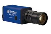 CCDカメラ「KEC-104」の128倍の感度で暗部の世界がさらに鮮明な画像に
