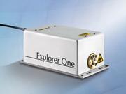 世界最小クラス電源一体型LD励起QスイッチUVレーザー