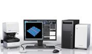 電子デバイスの表面形状などを3D測定する工業用顕微鏡