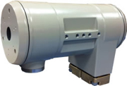 国際整合防爆指針に適合した赤外線サーモグラフィーカメラ