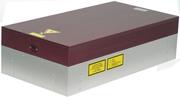 高い出力と短いパルス幅のQスイッチLD励起固体レーザー