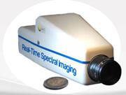 リアルタイムイメージ分光が可能なハイパースペクトルカメラ