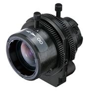 監視用近赤外/3メガピクセル対応の一体型カメラ用バリフォーカルレンズを開発