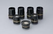 超高解像2.5μmピッチセンサー対応工業用単焦点レンズ7機種発売
