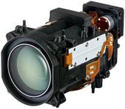 交通監視用3メガピクセル対応 一体型カメラ用ズームレンズ発売