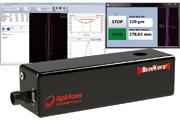 ファイバーレーザー出力測定用非接触・工業用レーザービーム モニタリングシステム