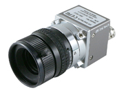 超小型,超軽量,高感度なカラーCMOSカメラ