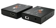 最新4K HDMI映像&音声を最大300mまで延長可能なモジュールセット