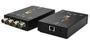 最新4K SDI映像&音声を最大500mまで延長可能なモジュールセット