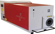 ノイズを大幅に低減した赤外波長レーザー干渉計