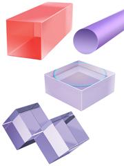 広範なアプリケーションへの実装に最適なレーザー結晶