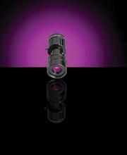 実視野サイズを選択可能な変倍レンズ 被写界深度調整用の絞り調節機構搭載
