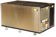 コロナ予備電離光源と固体スイッチパルス発振器が一体化したTEA CO2レーザー