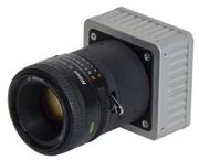 高ダイナミックレンジ1200万画素CMOSカメラ