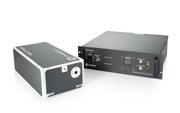 高パルスエネルギーと優れたビーム質の全固体Qスイッチパルスグリーンレーザー