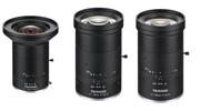 高コントラスト・高解像度なマシンビジョン用単焦点レンズ