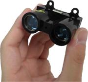 軽量・低価格・高精度測定な超小型レーザー距離センサー