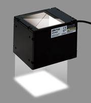 狭指向角面光源を採用したセンシング同軸照明
