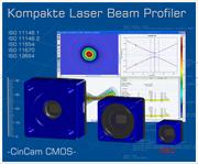 超小型のビームプロファイラーカメラ