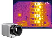 低価格・小型・VGA解像度サーモグラフィ
