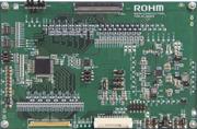 液晶パネル向け機能安全導入車載チップセットを開発