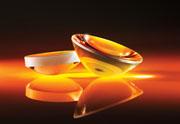 25mm径サイズの精密ガラス非球面レンズに製品追加