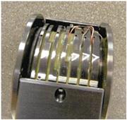 可動部のない広角光スキャナー