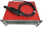 高出力なMOPA構造を搭載したファイバーレーザー
