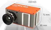 コンパクトなハイパースペクトラルカメラ