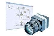 高解像度CMOSISセンサを搭載し,デュアルGigEをもつカメラ