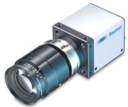 高画質でCCD搭載のコンパクトGigEカメラ