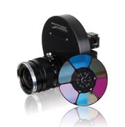 最大25フレーム/秒のフルフレーム解像度のマルチスペクトルカメラ