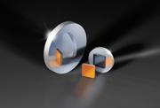 反射波面精度を最小化するミラー