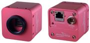 CMOSイメージセンサーをベースにしたハイパースペクトルカメラ