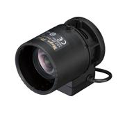 可視光から近赤外光までカバーする,3メガピクセル対応レンズ